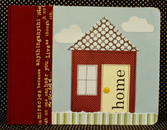 Lisa Home Cover