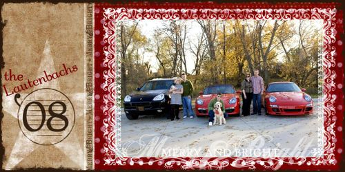 Merry and bright Christmas (Large)
