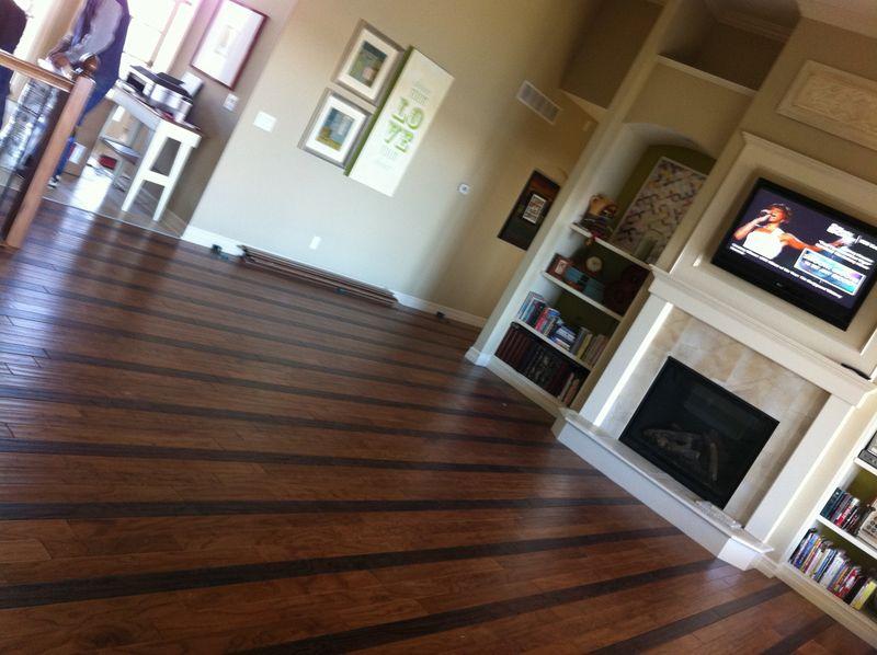 Great Room Floor