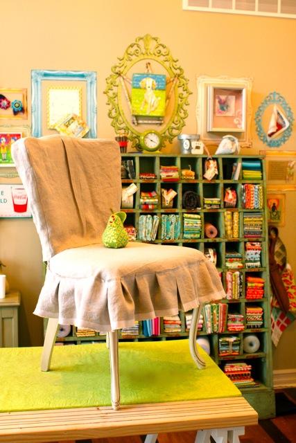 Becky's Chair