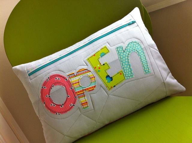 4-21-11Open Pillow Front