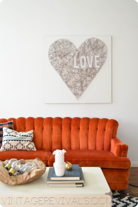 How To Make String Art @ Vintage Revivals[3]